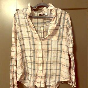 BDG light pastel flannel